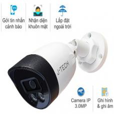 CAMERA IP J-TECH SHD5723C (3MP, HUMAN DETECT, GHI ÂM)