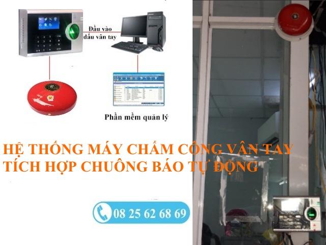 may cham cong chuong bao tu dong thong minh tai ho chi minh