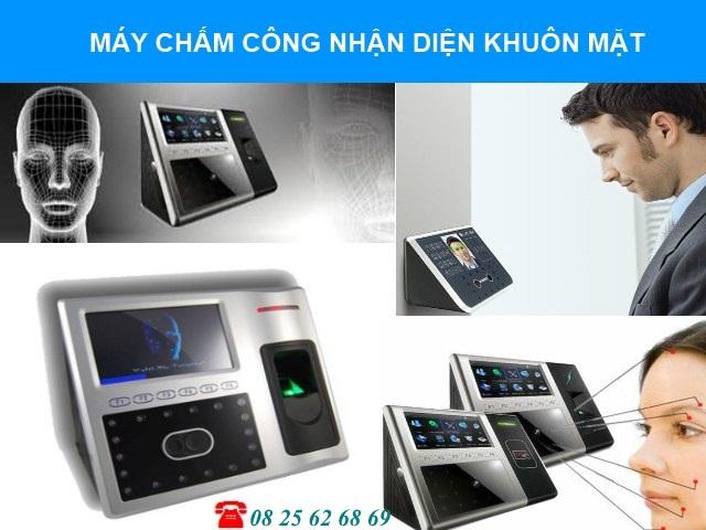 may cham cong nhan dien khuon mat