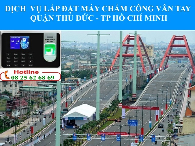 phan phoi may cham cong van tay quan thu duc