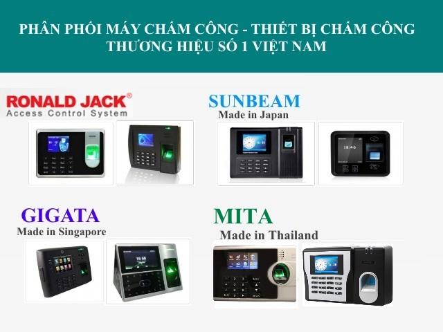 Phan phoi may cham cong chinh hang tai dong nai
