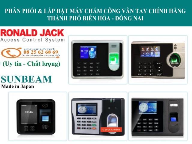 may cham cong van tay gia re tai bien hoa - dong nai