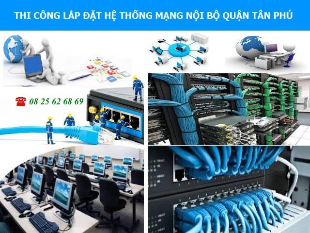lap dat he thong mang lan, he thong mang noi bo tai tan phu