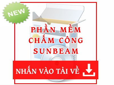 Phan mem cham cong sunbeam
