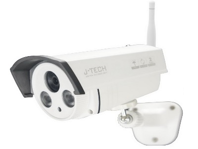 CAMERA WIFI J-Tech HD5600W3 (2MP/H.265+)