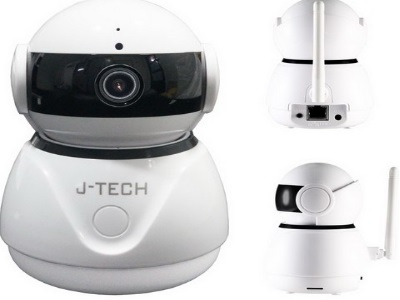 CAMERA WIFI J-Tech HD6700B (2MP/H.264+)