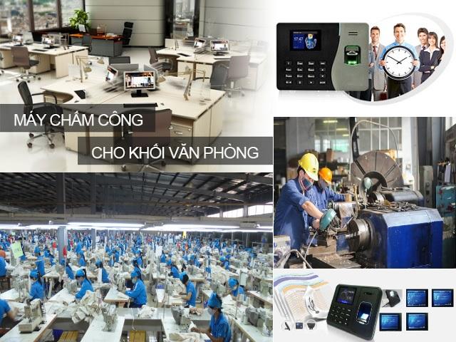 cach lua chon may cham cong van tay phu hop voi doanh nghiep