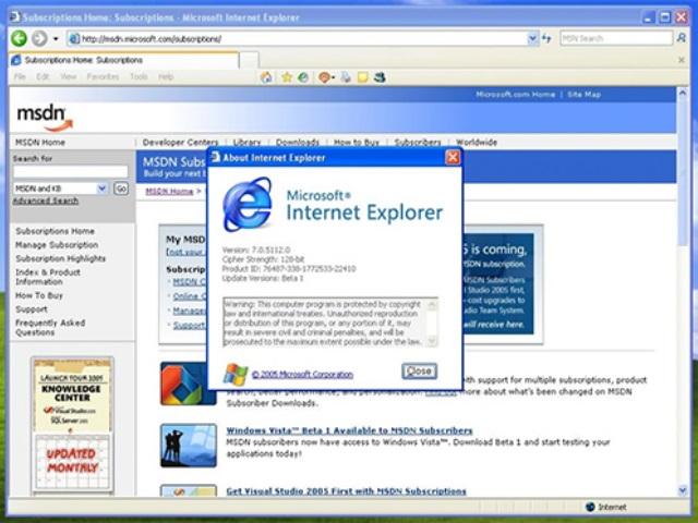 Microsoft khuyên người dùng bỏ Internet Explorer